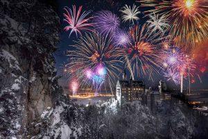 Ville e castelli capodanno Bergamo