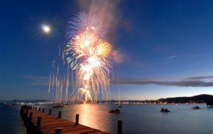 Capodanno lago d'Iseo 2022